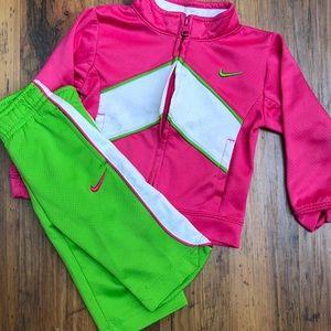 2T toddler Nike Dri-fit marching set!